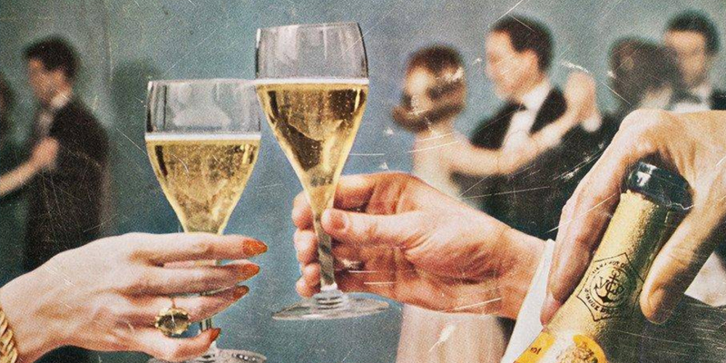香槟 每逢佳节都怒刷存在感的酒精饮料