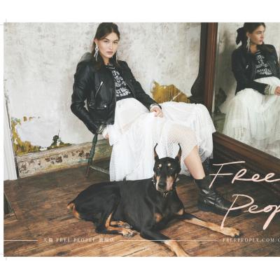 创意无界,自在随行——美国知名时尚品牌Free People天猫旗舰店盛大开业